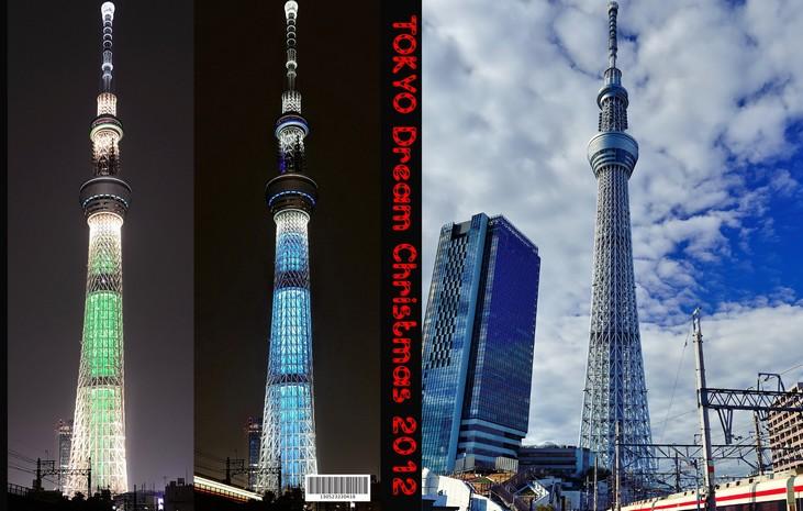 TOKYO Dream Christmas 2012
